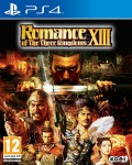 Romance Of The 3 Kingdoms XIII PS4