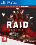RAID World War II + DLC PS4
