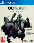 Outlast Trinity PL PS4