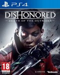Dishonored: Death of the Outsider PL Używana PS4