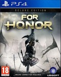 For Honor Delux Edition PL PS4