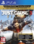 Just Cause 3 PL Gold Edition PS4