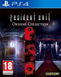 Resident Evil Origins Collection HD PS4