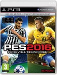 Pro Evolution Soccer 2016 D1  PS3