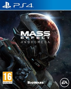 Mass Effect: Andromeda PL PS4