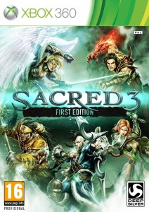 Sacred 3 First Edition XBOX 360/ONE