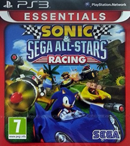 Sonic & Sega All-Stars Racing PS3
