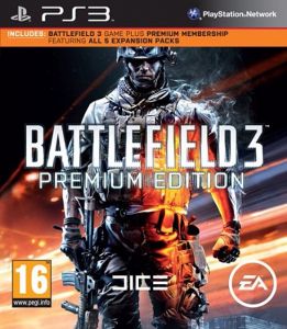 Battlefield 3 PL Premium Edition PS3