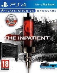 The Inpatient VR PL PS4