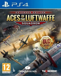 Aces of the Luftwaffe + DLC PS4