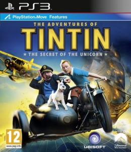 The Adventures Of Tintin Używana PS3