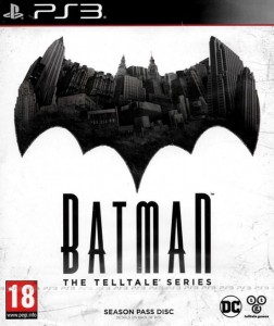 Batman: Telltale Series PS3