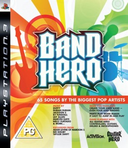 Band Hero Używana PS3