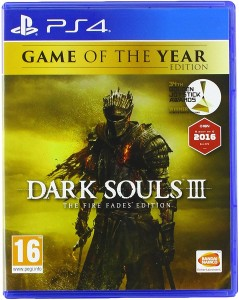 Dark Souls III: The Fire Fades Edition GOTY PL PS4