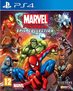 Marvel Pinball  PS4