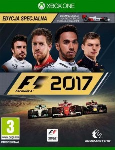 F1 2017 Special Edition PL XBOX ONE