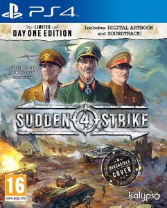 Sudden Strike 4 D1 PL PS4