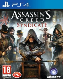 Assassins Creed Syndicate PL Używana PS4