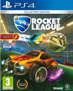Rocket League Collectors Edition PL PS4