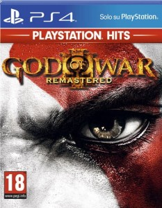 God of War III Remastered PL PS4