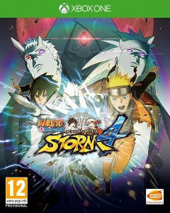 Naruto Ultimate Ninja Storm 4 PL XBOX ONE