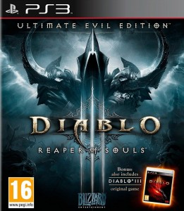 Diablo 3 Ultimate Evil Edition PL PS3