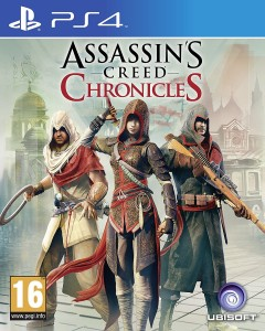 Assassins Creed Chronicles PL PS4