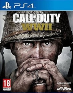 Call of Duty WWII + DLC  PS4