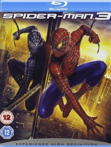Spider-Man 3 PL BluRay