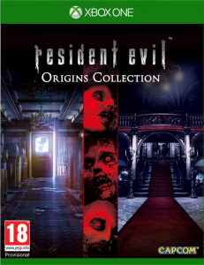 Resident Evil Origins Collection HD XBOX ONE
