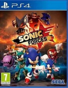 Sonic Forces PL PS4