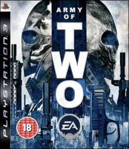 Army of Two Używana PS3