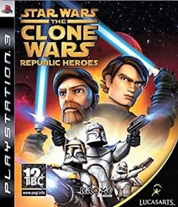 Star Wars Clone Wars Republic Heroes Używana PS3