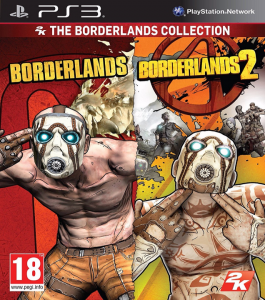 Borderlands 1 + 2 Collection PS3
