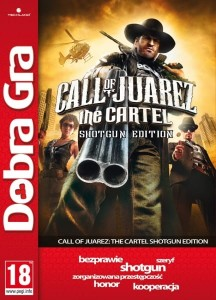 Call of Juarez: The Cartel - Shotgun Edition PL PC