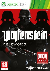 Wolfenstein: The New Order PL XBOX 360