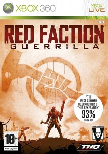 Red Faction Guerrilla Używana XBOX 360