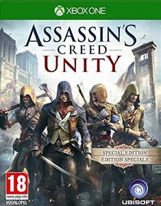 Assassins Creed Unity Special Edition PL XBOX ONE