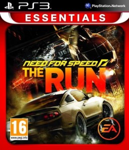 Need for Speed:NFS The Run PL PS3