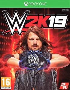 WWE 2K19  + DLC XBOX ONE