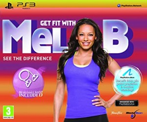 Get Fit with Mel B + Pas PS3