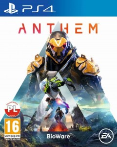 Anthem PL D1 PS4