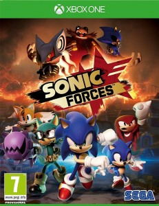 Sonic Forces PL XBOX ONE