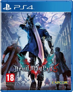 Devil May Cry 5 PL PS4