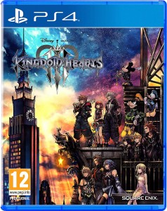 Kingdom Hearts 3 III PS4