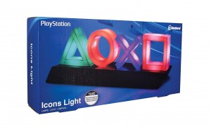 Lampka Playstation Icons Light PS4