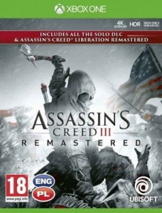 Assassin's Creed 3 + Liberation Remaster XBOX ONE