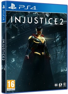 Injustice 2 PL PS4