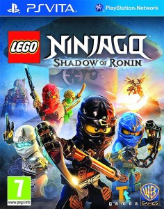 LEGO Ninjago: Shadow of Ronin PL PS Vita