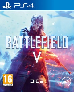 Battlefield 5 PL PS4